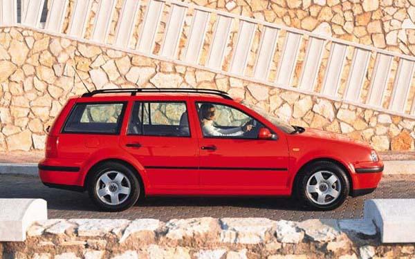 Фото Volkswagen Golf Variant  (1999-2006)