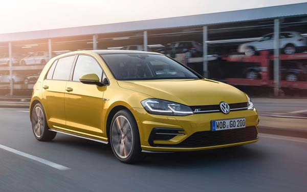 Фото Volkswagen Golf