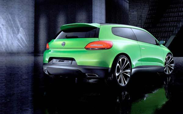 Фото Volkswagen IROC Concept