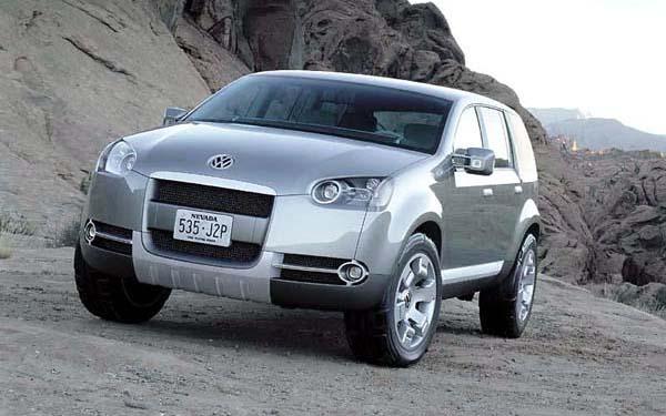 Фото Volkswagen Magellan
