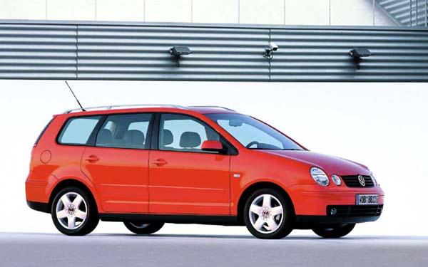 Фото Volkswagen Polo Variant Concept  (2002)