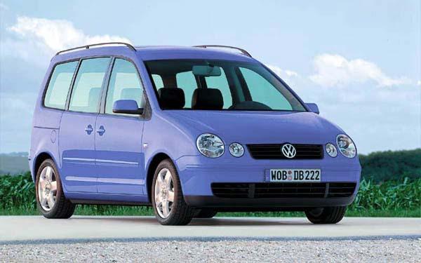 Фото Volkswagen Polo Van Concept  (2002)