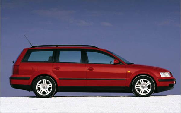 Фото Volkswagen Passat Variant  (1997-2000)