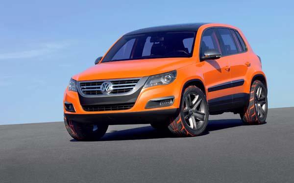 Фото Volkswagen Tiguan Concept