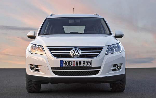 Фото Volkswagen Tiguan  (2007-2011)