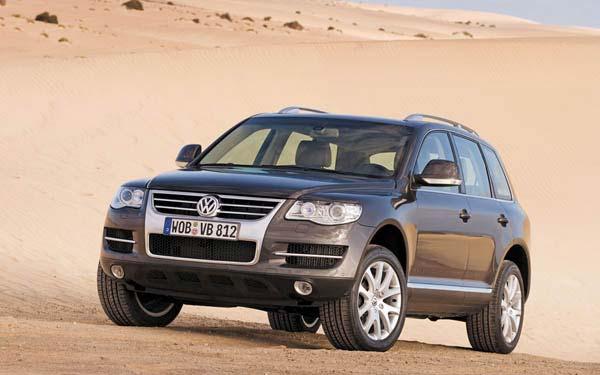 Фото Volkswagen Touareg  (2007-2010)