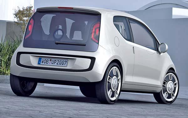 Фото Volkswagen up! Concept