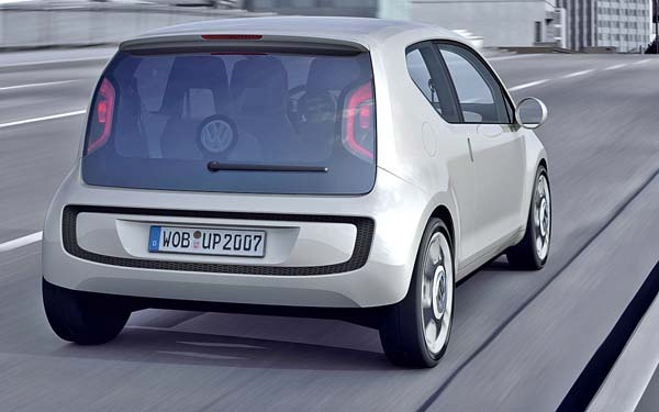 Фото Volkswagen up! Concept
