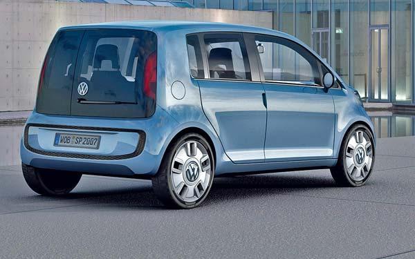 Фото Volkswagen Space up!