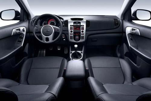 Kia Cerato 2013 - фото, цена, характеристики.